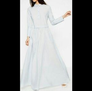 Zara Dresses - Zara poplin shirt dress